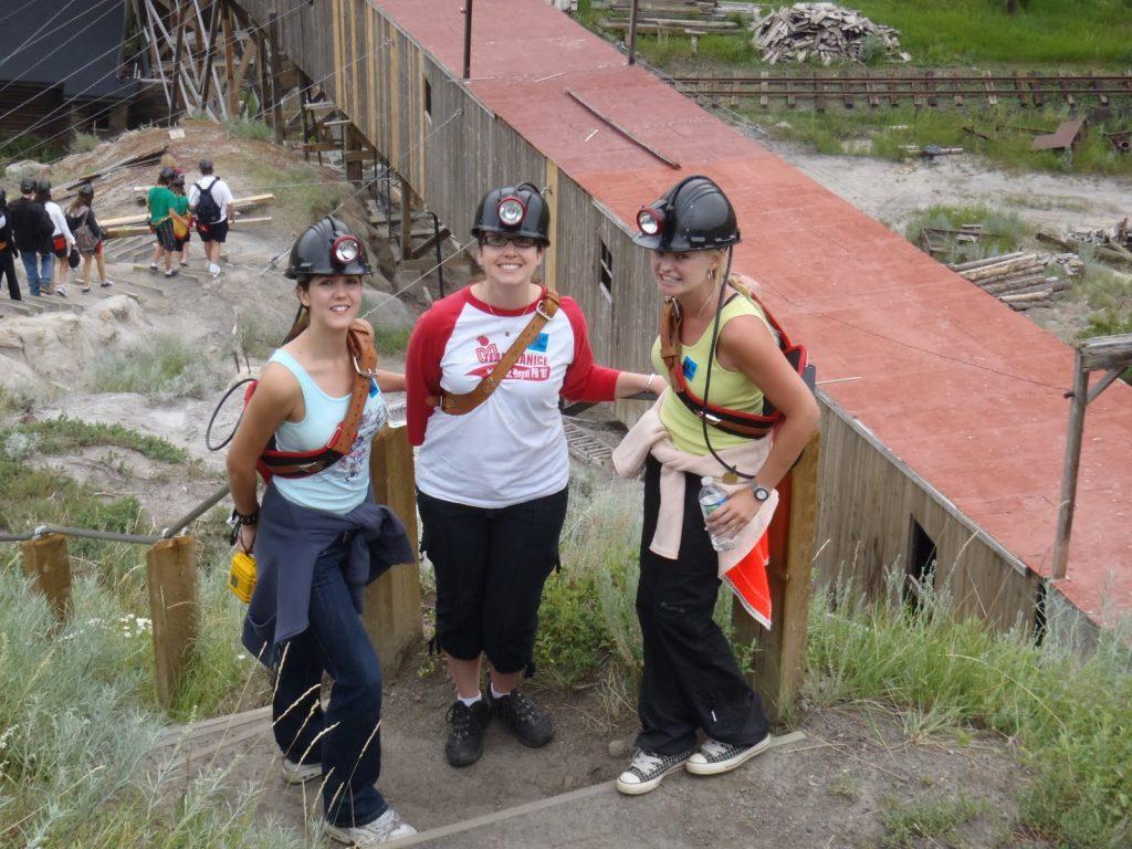 prospek kerja teknik geologi untuk wanita