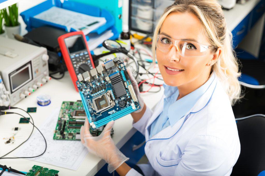 prospek kerja teknik elektro untuk wanita